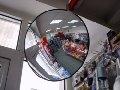 Обзорное антикражное зеркало наблюдения