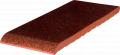 Клинкерный подоконник Модель: (02)Коричневый глазурованный  Формат:150/200/220/245/280/310/350x120x15