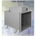 Электротепловентиляторы ТЭВ-16, ТЭВ -18, ТЭВ-22 (промышленные), Днепропетровск