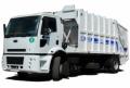 Мусоровоз Ford Cargo 1826DC (EFE)