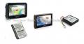 Аккумулятор для GPS-навигатора автомобильного Mitac Mio, Garmin, Pioneer, Prestigio и другие. Киев. купить аккумулятор для навигатора.