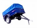 Автоприцепы грузовые КрКЗ-100, КрКЗ-150, КрКЗ-200, КрКЗ-210, КрКЗ-230, КрКЗ-61-3619