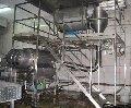 Установка частичной посолки сырного зерна в потоке