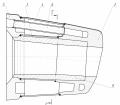 Фурма двухкамерная для доменных печей