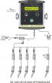 Система контроля высева для сеялок точного высева DMS 08 LCD