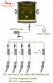 Система контроля высева для сеялок точного высева DMS 06 LED.