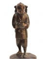 Скульптуры бронзовые