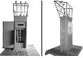 Устройства подключательные типа УПН-10 УХЛ1 для присоединения гибких высоковольтных кабелей, питающих карьерные потребители электроэнергии к воздушным распределительным сетям переменного трехфазного тока напряжением 6 кВ.