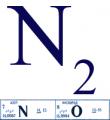 Азот газообразный не менее 99,6