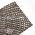 Ткань Кожзам плотный karos (бронза)