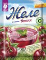 Jelly with cherry flavor, 90 g