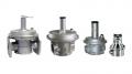 Предохранительно-сбросной клапан MVS/1, MVSP/1, MADAS, Присоединение фланцевое  DN 50, 20 - 50 mbar