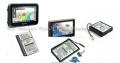 Аккумулятор для навигатора Mitac Mio, Garmin, Pioneer, Prestigio и другие. Купить аккумулятор для GPS автомобильного
