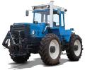 El tractor ХТЗ-16131 de rueda pahotno-propashnoy