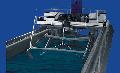 Машина МВШИ 2652 для выгрузки и сгребания шлама, осевшего в бассейне к приямку из которого пульпа удаляется насосами.