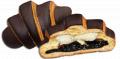 Круассан БОМ-БIK Ексклюзив шоколадный с черносливом и белым шоколадом