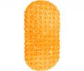 Антискользящие коврики камни желтые
