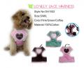 Шлейка для собак Lovely Lace Harness