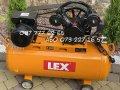 Компрессор воздушный LEX LXC-100-2/230V 2800 Вт 660 л/мин