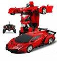 Робот-трансформер Deformation Robot | гоночный автомобиль