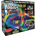 Magic tracks светящаяся дорога | гоночная трасса | 360 деталей