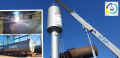 Изготовление, производство водонапорных башен в Полтаве