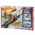 Игровой трек Хот Вилс Запуск ракеты - Hot Wheels Track Builder Rocket Launch Challenge