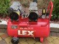 Безмасляный компрессор Lex LXAC-60 воздушный 360л/мин 4 цилиндра