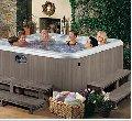 Hydromassage spa pool of Grandee