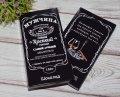 Шоколадка для мужчины в стиле виски Джек Дениелс