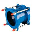 Муфта-соединительная для стальных и чугунных труб IGE BF - DN 300 (315-332mm)