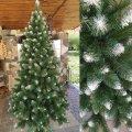 Штучна ялинка Снігова Королева 2.20м | Искусственная елка