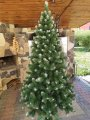 Штучна ялинка Снігова Королева 1.50м | Искусственная елка