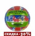 Мяч волейбольный (красный) C40216