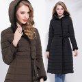 Облегченный пуховик зимнее пальто