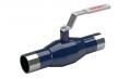 Кран шаровый стальной Naval (арт. 284 407) редуцированный, приварной DN32 PN40