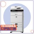 МОНОХРОМНОЕ МФУ А3 SHARP MXM264N, Б/У