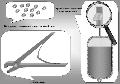 Кольца герметизации пластикатной тары для станций переливания крови