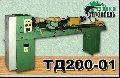 Станок деревообрабатывающий токарный ТД200-01, диаметр обрабатываемой детали над станиной 400 мм