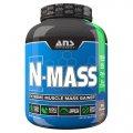 ANS Performance гейнер N-MASS US молочный шоколад 2,72 кг