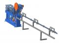 Отрезной станок для правки и рубки проволоки ПО-2