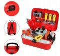 Портативный рюкзак Toy tool toy   Игровой набор для мальчиков   Набор инструментов для детей