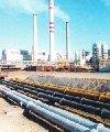 Износостойкие трубопроводы, выложенные базальтовым литьем или эукором