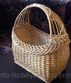 Плетена корзина от производителя  Код ОД-152