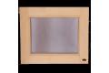 """Вікно для лазні та сауни Tesli """"глухе"""" 600 х 500"""
