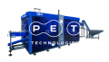 Автомат для производства ПЭТ-тары марки АПФ - 6004, Automatic pet blow molding machine