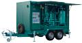 Станция масляная мобильная УВМ 10/15 для очистки от механических примесей и термовакуумной очистки от воды и газов. Дегазация трансформаторных масел