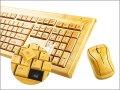 Клавиатура + мышь из бамбука BAMBOO