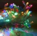 """Гирлянда LED """"нить"""", цветная, 100 диодов"""