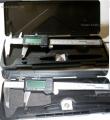 Штангенциркуль цифровой от 0-150мм с LCD экраном в футляре. Киев.